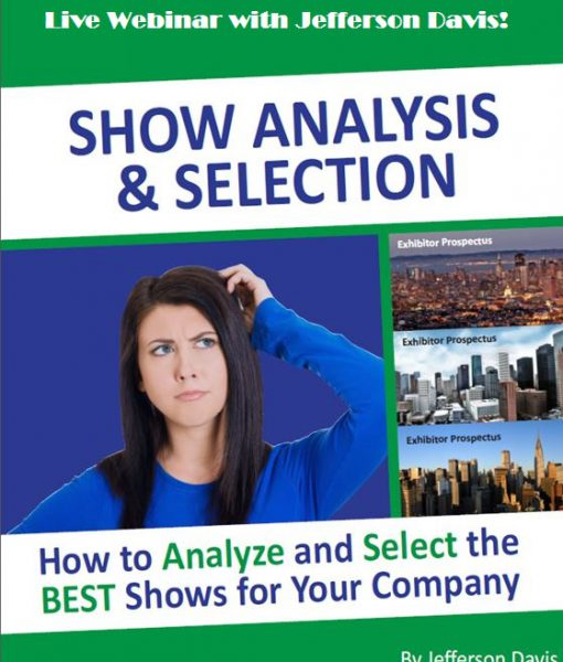 Show Analysis & Selection Webinar