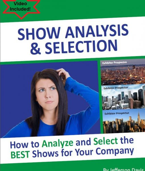Show Analysis & Selection with Video